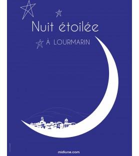 Nuit étoilée à Lourmarin