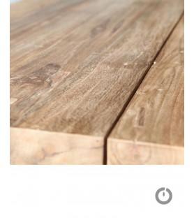 Table Teck Blok