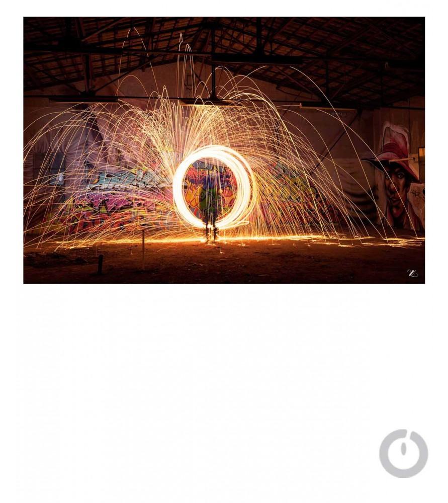 """""""Fireball"""" photographie Veronique Larrue"""