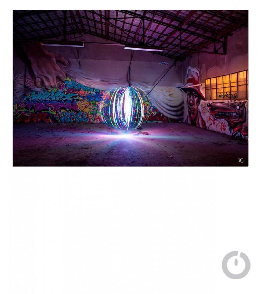 """Electricman"" photographie Veronique Larrue"