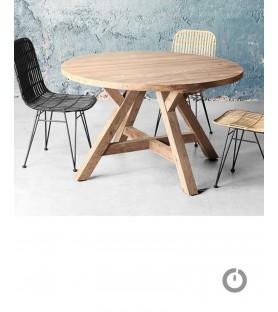 Table ronde madura Manufactori
