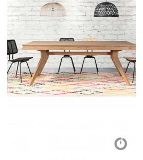 Table bjorn Teck Manufactori