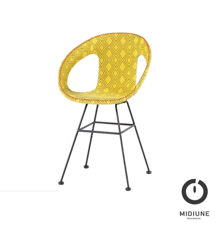 Chaise de bar Atelier Yellow