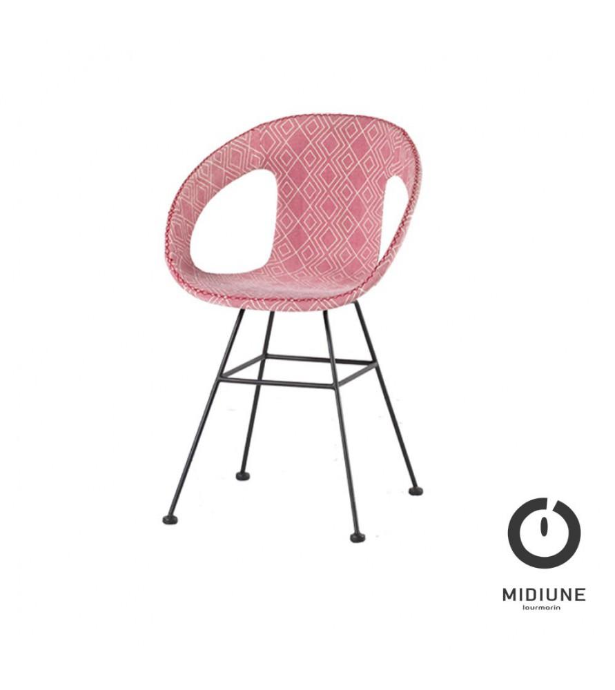Les Chaises de bar Atelier Pink