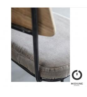 Les Chaises Mix Brown Manufactori