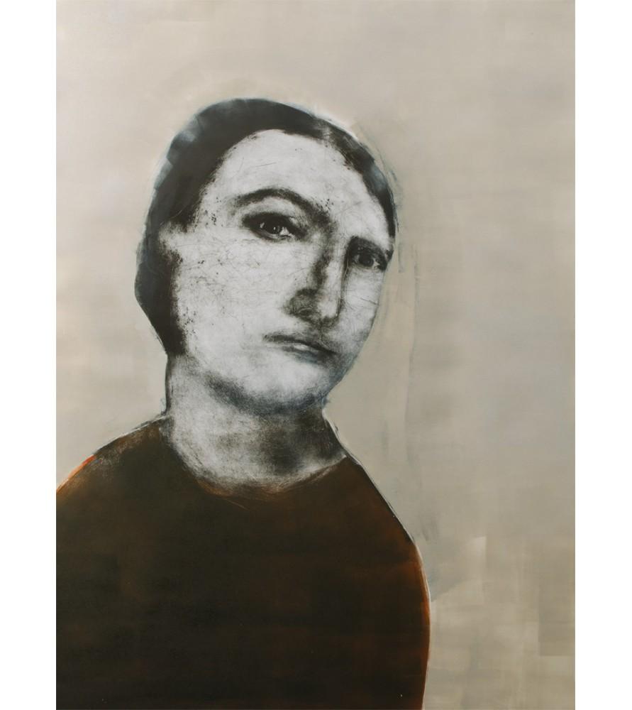 Femme monotype Mélanie Duchaussoy