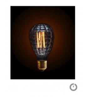 Ampoule à filament waffle