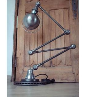 Lampe  Jielde vintage 4 bras