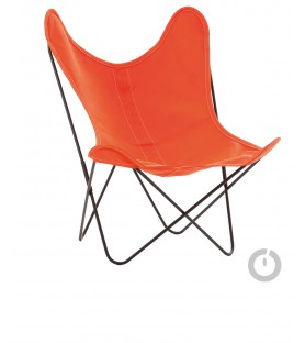 Fauteuil AA orange