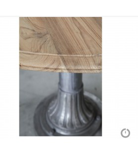 """Table Ronde """"Mold"""""""