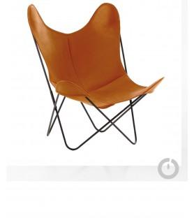 fauteuil aa en cuir buffalo