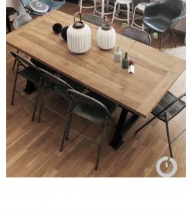Table industrielle usine