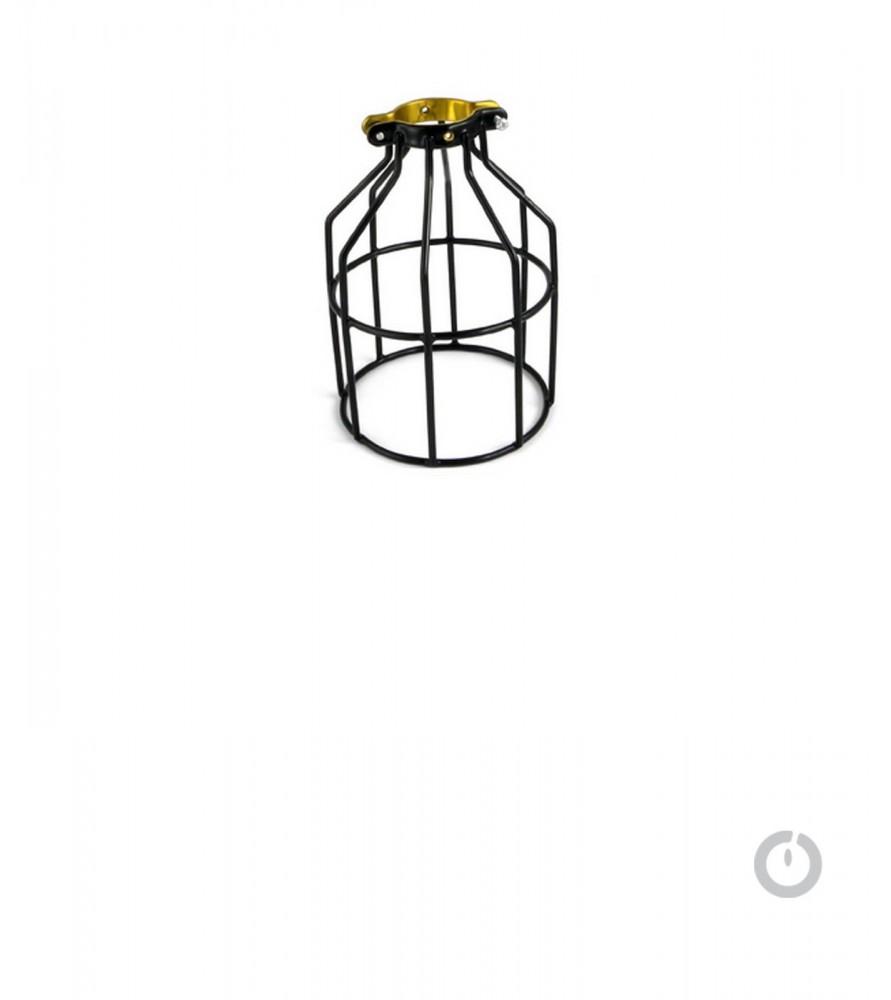 luminaire cage industrielle