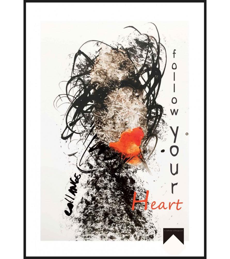 Affiche Follow you heart