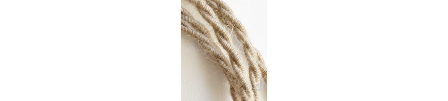 Choisissez votre câble textile électrique