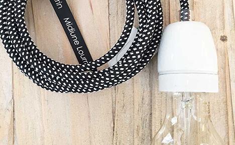 baladeuses cable textile